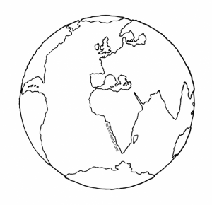 Earth by John Roued-Cunliffe, used with permission by himself.